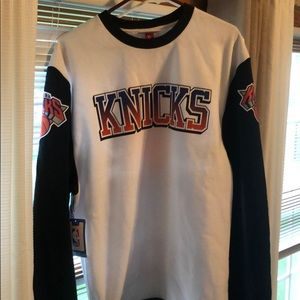 Mitchell and Ness Knick's crewneck. Stop on a Dime